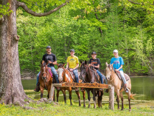 Horseback Riding, Trail Rides | Broken Bow, OK
