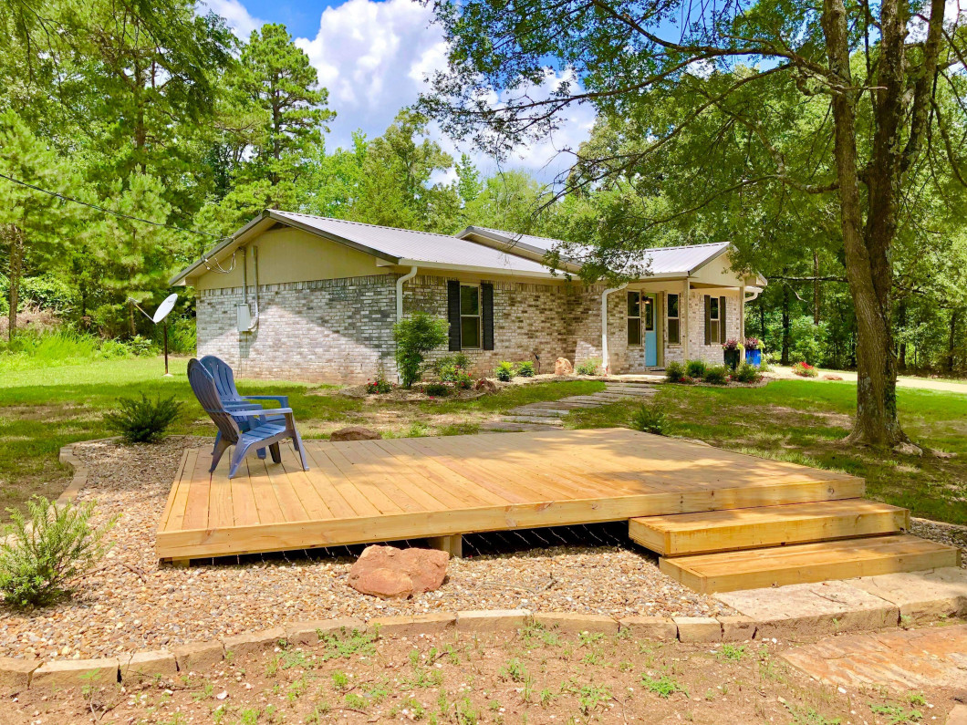 private vacation rental broken bow ok